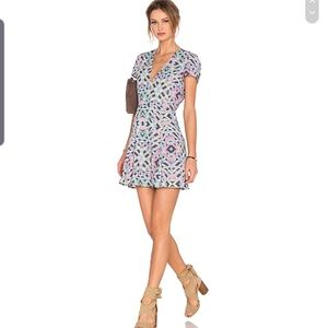 Revolve Lovers+friends  Cassidy dress in Spring Ge